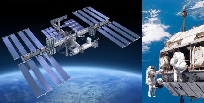 Space-tourist place