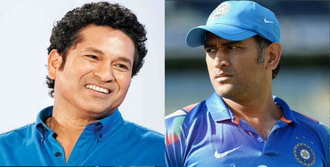 Tendulkar Reveals It Was He Who Prompted MS Dhonis WC2011