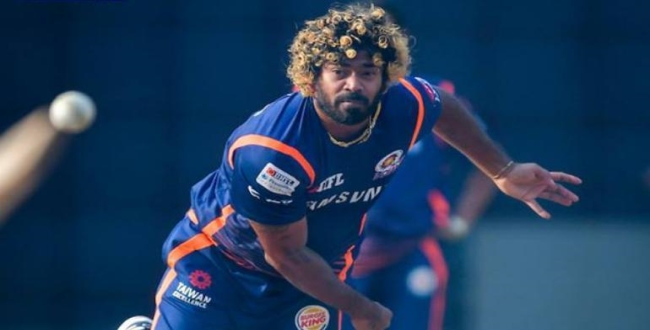 Srilankan player bowl same as malinga video goes viral