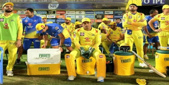 Foreign players in csk will be joined late