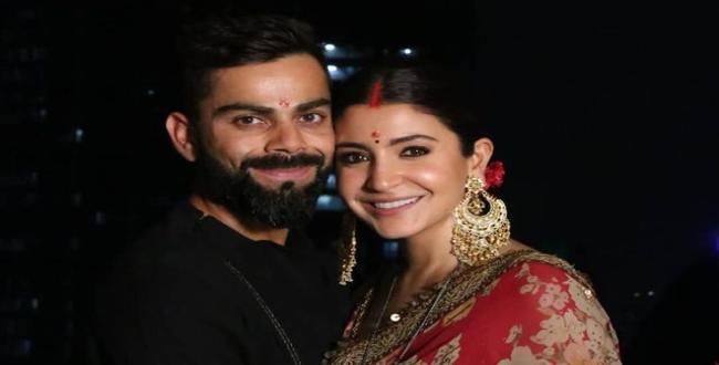 Priyanga and samantha commented on virat anushka photo