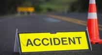 4 people died in govt bus accident