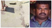 Ex dmdk candiate murdered in chennai