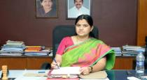 Chennai collector affected by corona