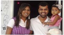 Thadi balaji - family problem - daughter meet - court order