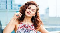 Tapsee old look in sand ki aankh