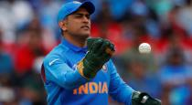 Dhoni in army dress video goes viral
