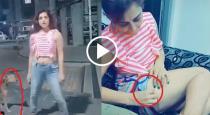 dog-bite-female-tiktoker-at-road-video-goes-viral