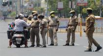 Tn cm tweets about police and asks people to support