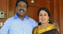Singer Pushbavanm Kuppusamy daughters photo