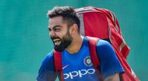 world cup 2019 - india won pakistan - kohli vailral photo