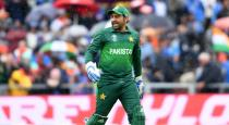 world-cup-2019---india-vs-pakistan---sarfraj-khan