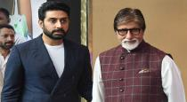 Abhishek bachchan recovered from corona