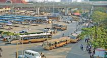 TN Bus service resume from today with conditions