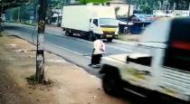 Kerala man chilling escape caught on video goes viral