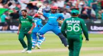 World cup 2019 - warm up - afg vs pak - won afg