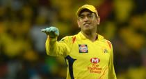 Dhoni refused to take outstanding batman into csk team