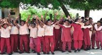 gv prakash started new way to save govt schools