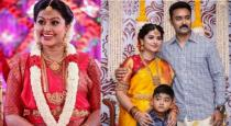 Actress sneha delivered girl baby