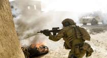 Indian army killed 3 terrorist