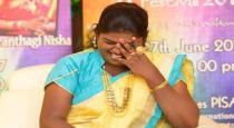 aranthangi nisha talk about thamilisai