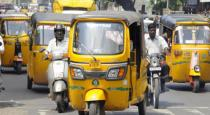 Auto taxi allowed in chennai airport, railway station