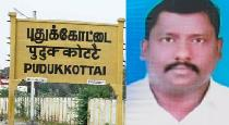 Pudhukottai man died he was returned from china