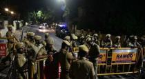 police protection in boyas garden