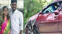 Car accident at ECR two died