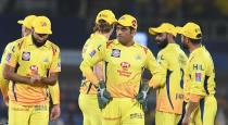 Fan asked to change csk  jersey and its color