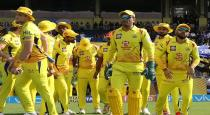 Csk fan waitting for first match
