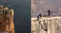 Arizona woman 59 falls 100 feet to her death while taking photos at Grand Canyon