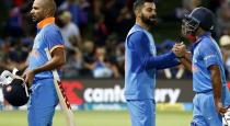 Dhawan bad form in west indies tour