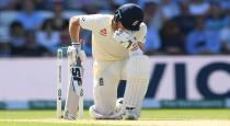 England all out for 67 runs in 3rd test