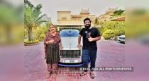 Dubai settled indian man buys rolls royce car through YouTube earnings