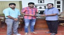 Comedy actor sathish invitation to TTV
