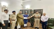 Indian army given money for corona relief