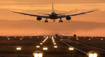 corona-affected-women-travelled-in-flight