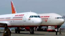 not fly indian airplanes in iran