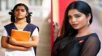 96 movie actress gowri kishan latest photos