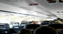 Man sexual abuse in flying flight