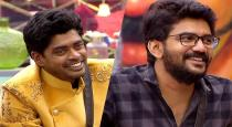 Kavin-sandy-meet-bigboss-saravanan