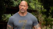 WWE the rock and his family affected by corono
