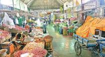 Leave for koyambedu market
