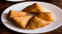 Youngster ask samosa