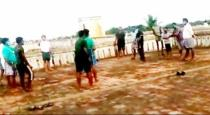Corono-affected-people-play-kabadi-in-chidamparam