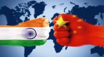 china warning to india