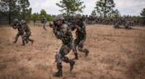 Indian army killed 14 terrorist