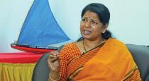 DMK kanimozi talk about police inspector case