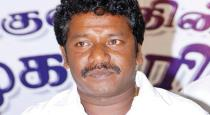 Actor Karunas corona test positive